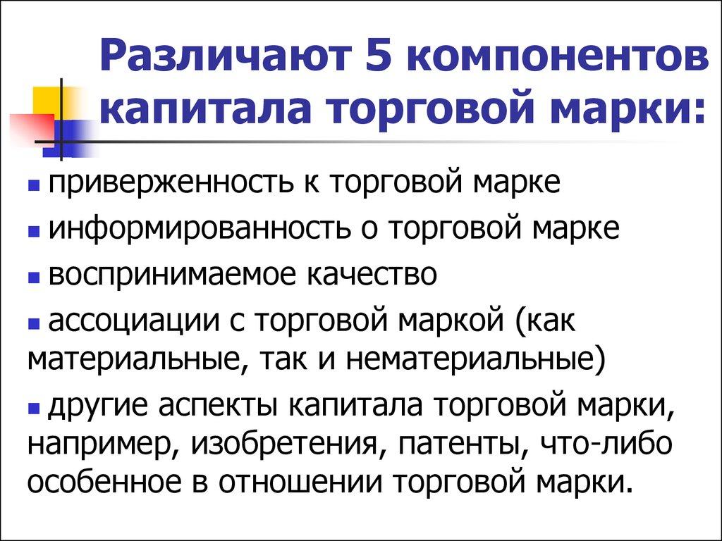 Ассортиментная Политика Фирмы Зотов