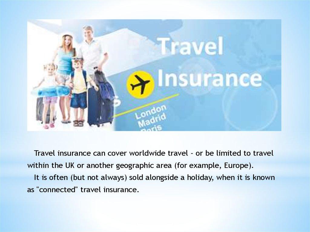 Legal Service Within Travel Insurance презентация онлайн