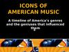 Brief history of american music