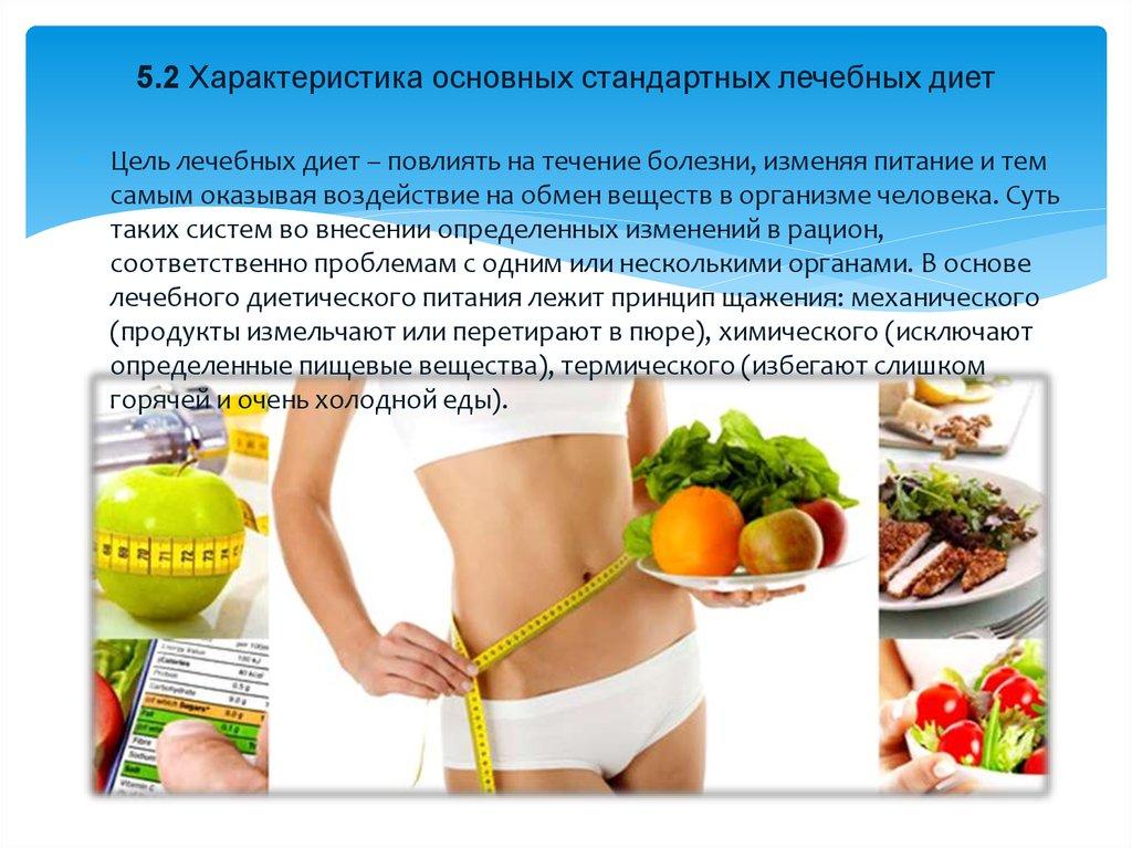 Лечебное Питание Номера Диет