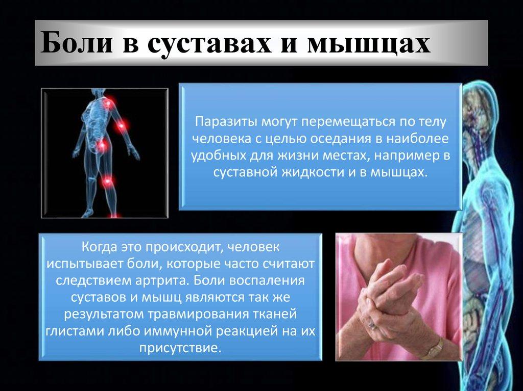 Депрессия Боли В Мышцах И Суставах