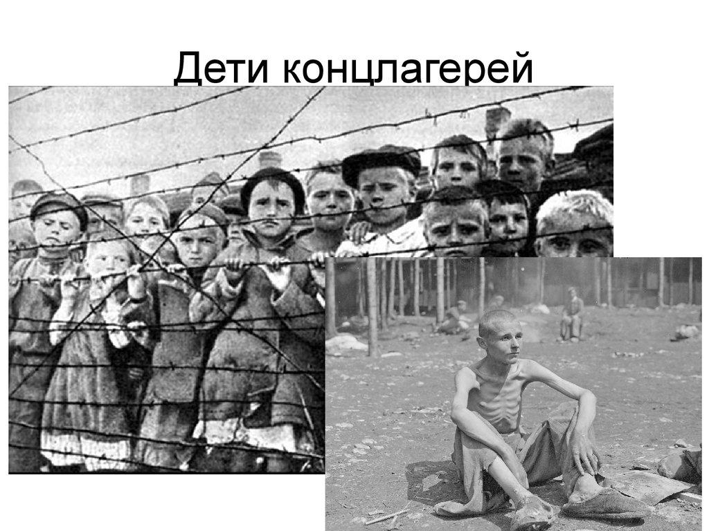 Фото дети в концлагере вов 61