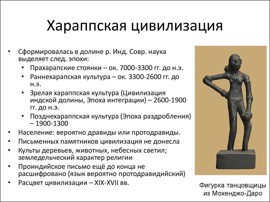 Цивилизации.шпаргалка протоиндийской 26. религия