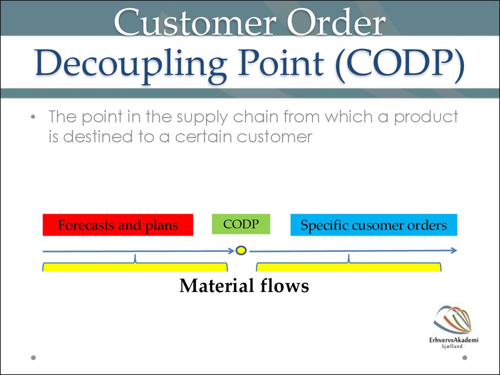 Introduction To Logistics Amp Distribution Structures