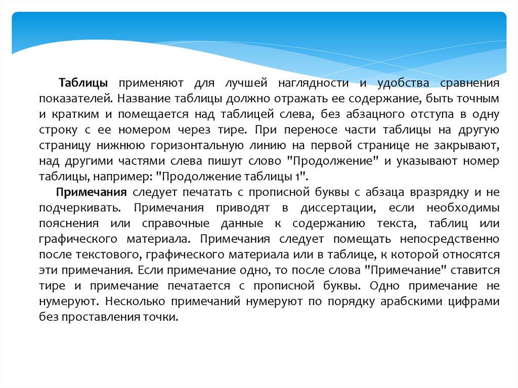 Правила оформления магистерской диссертации Лекция online  16