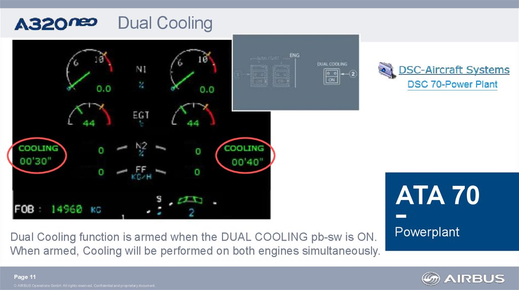 Dual Cooling