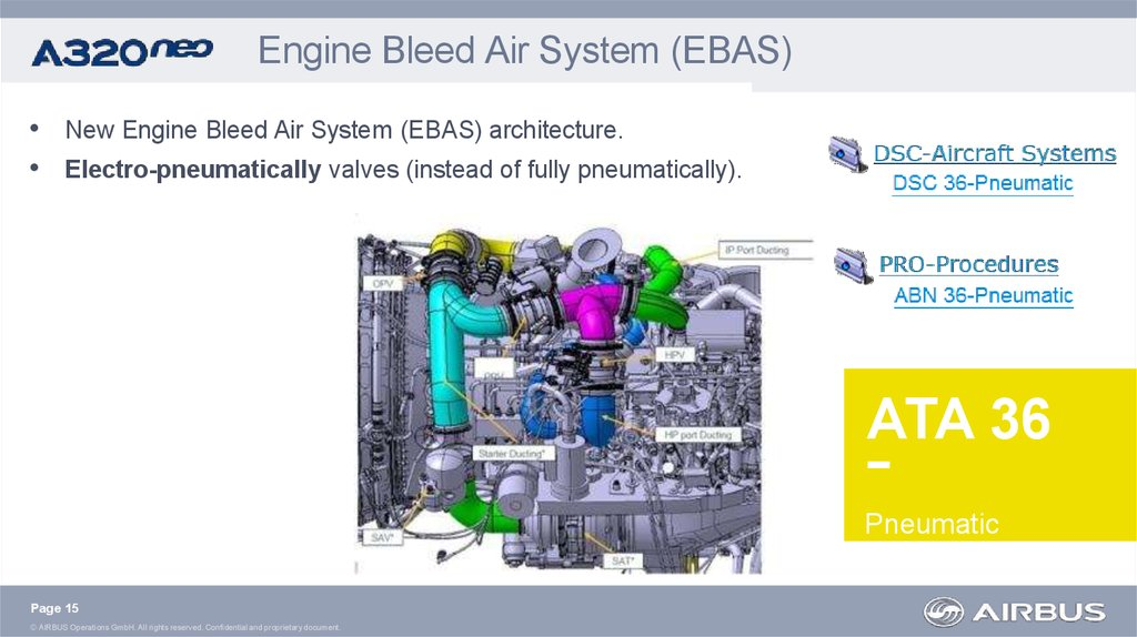 Engine Bleed Air System (EBAS)