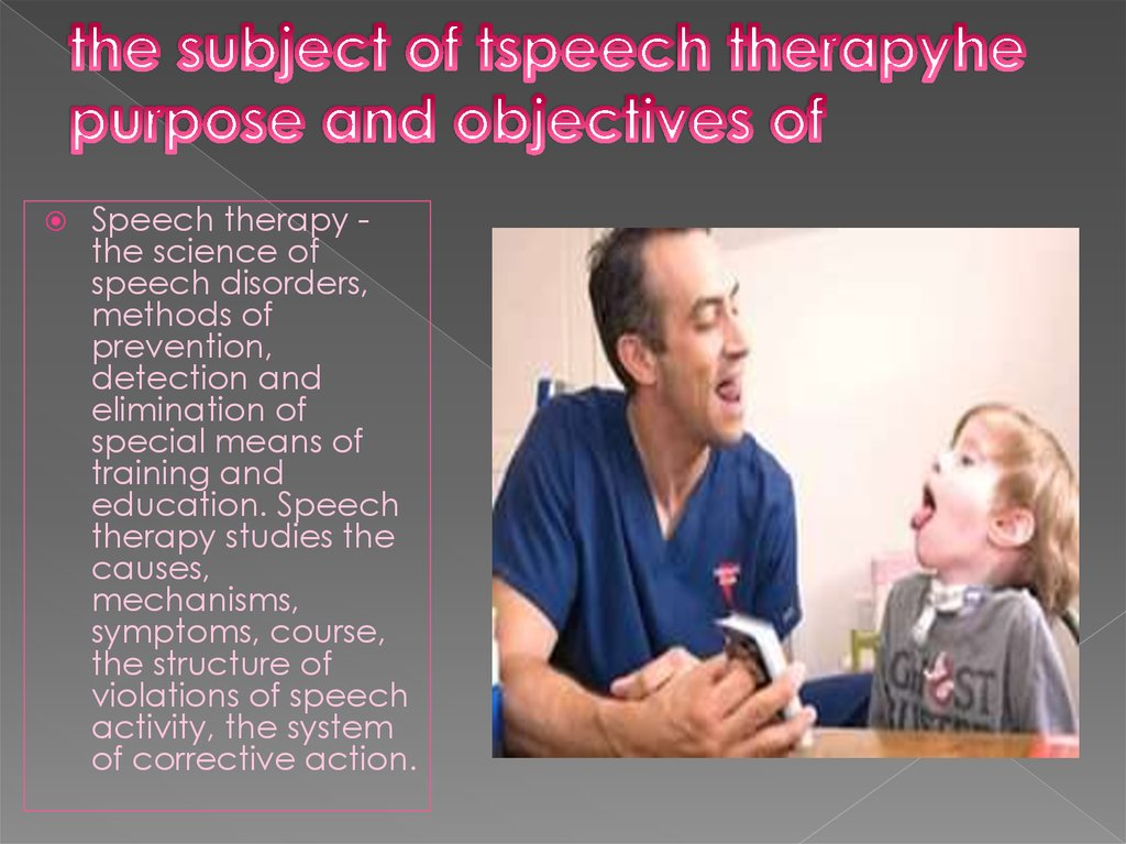 speech disorder Most young children make mistakes with speech but some speech troubles can be a sign of speech disorders or speech sound disorders this article explains.
