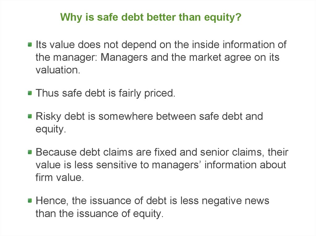 equity at its present Learn about stockholders' equity, the difference between total assets and total liabilities on the balance sheet.