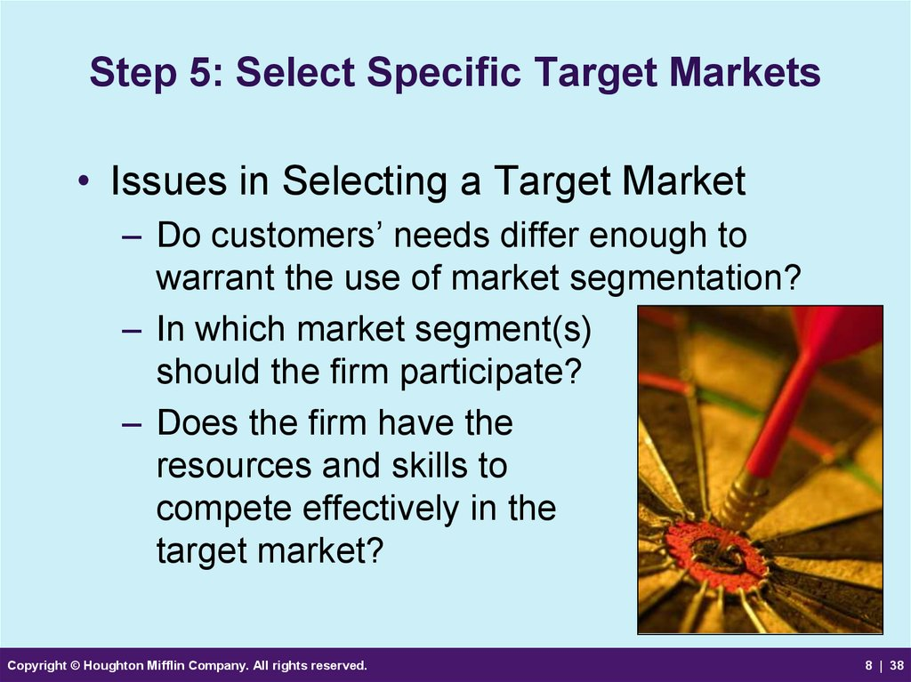 target markets 23 questions to define your target market and find new market niches you hadn' t thought of defining your target market is the first step to.