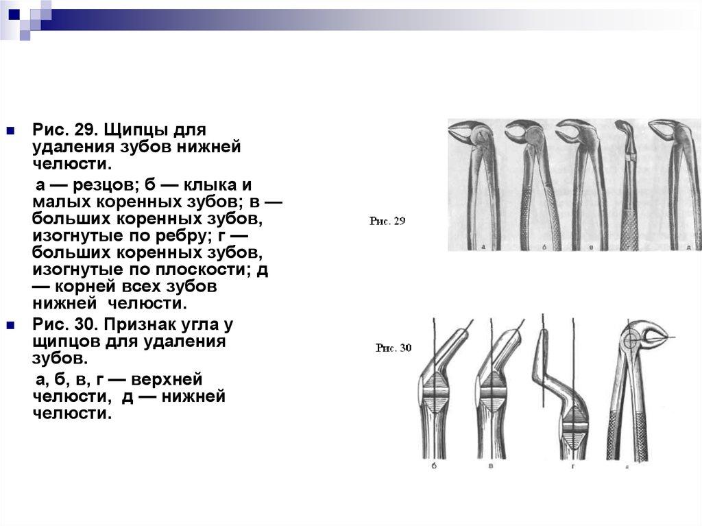 Элеваторы для удаления зубов и корней на нижней челюсти купить чехлы на сиденья фольксваген транспортер