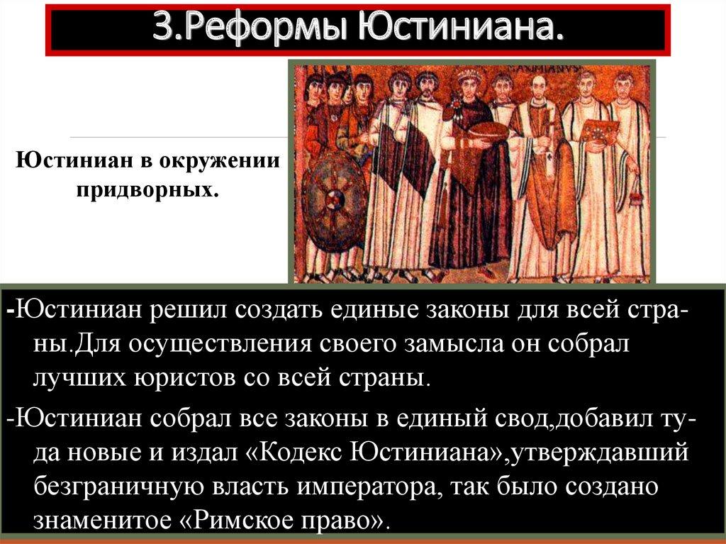 кодекс юстиниана скачать