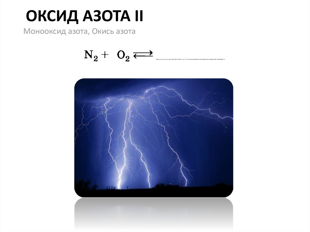 картинки оксид азота