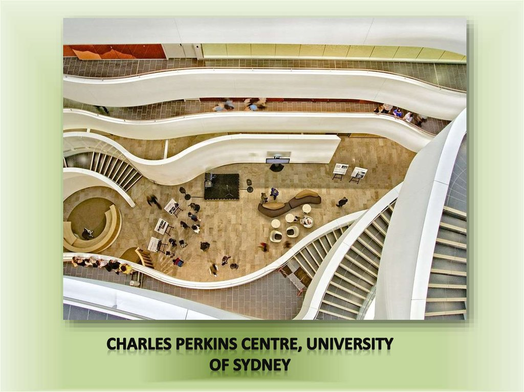 Charles Perkins Centre, University of Sydney