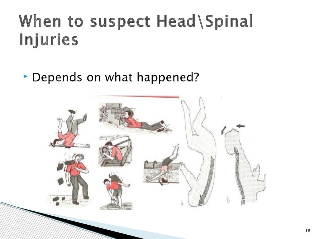 Head injury first aid ppt