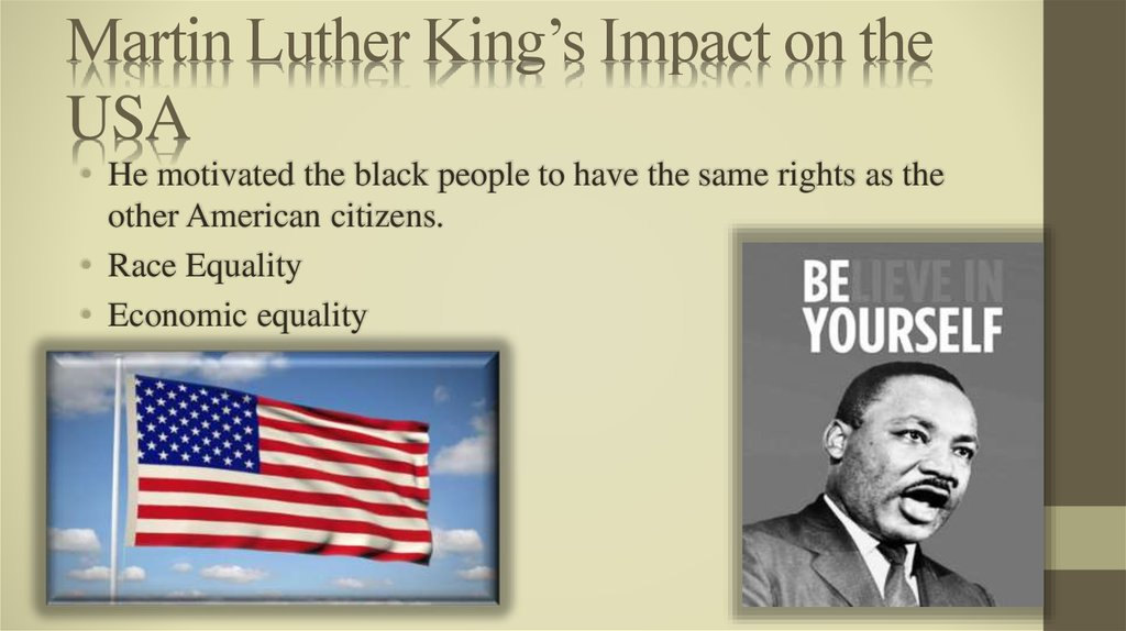 martin luther king jr seismic impact How to honor martin luther king jr: leave a meaningful legacy  i can assure you that this seldom asked inquiry can create seismic shifts in your life martin luther king jr left a legacy of.