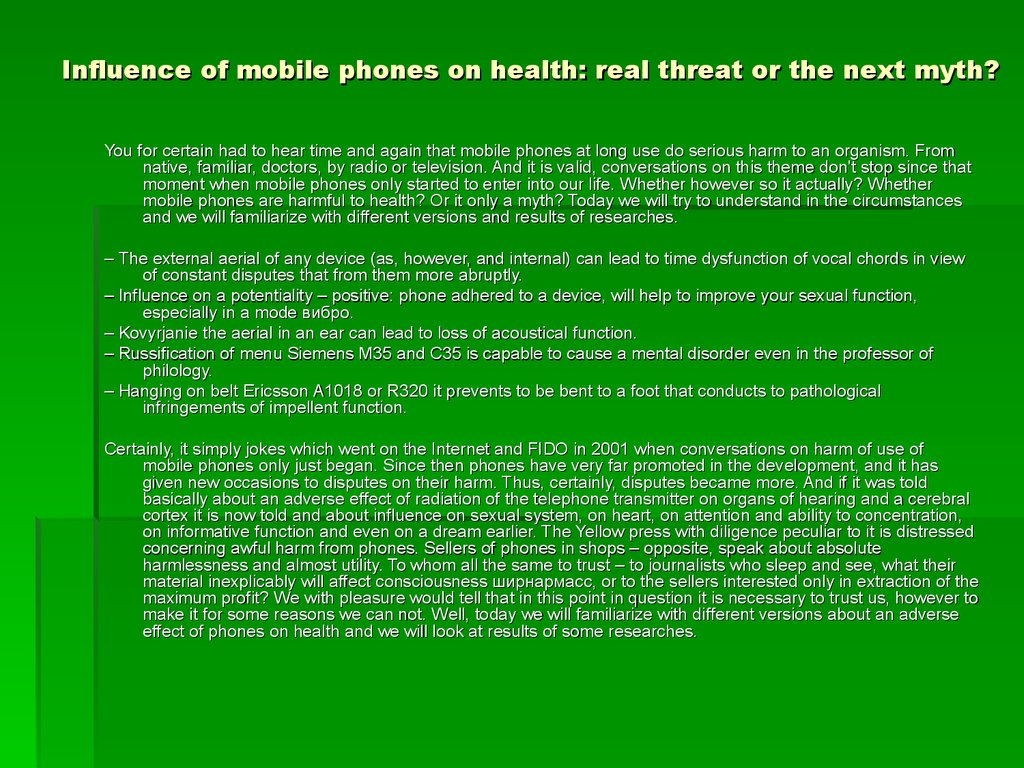 influence of mobile phone on todays Mobile phones and teenagers: impact, consequences and concerns - parents impact, consequences and concerns - parents/caregivers perspectives mobile phone.
