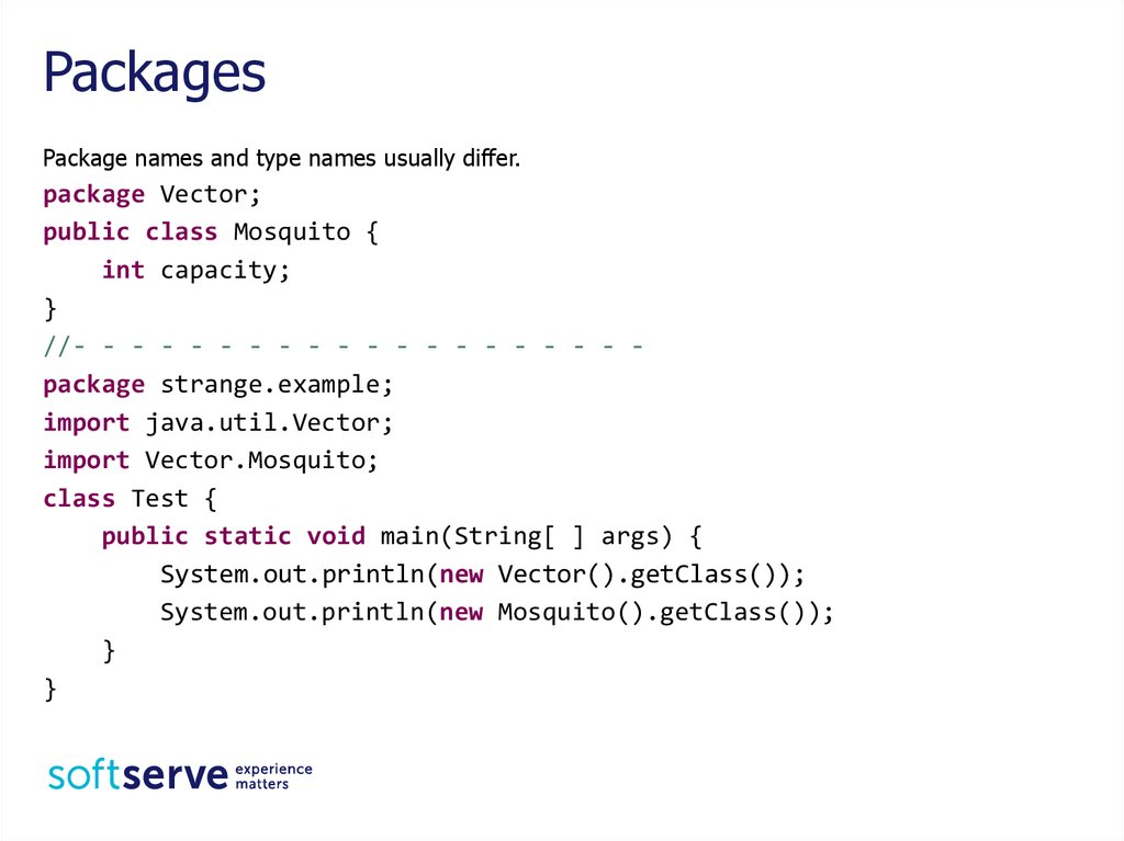 Java Core Introduction