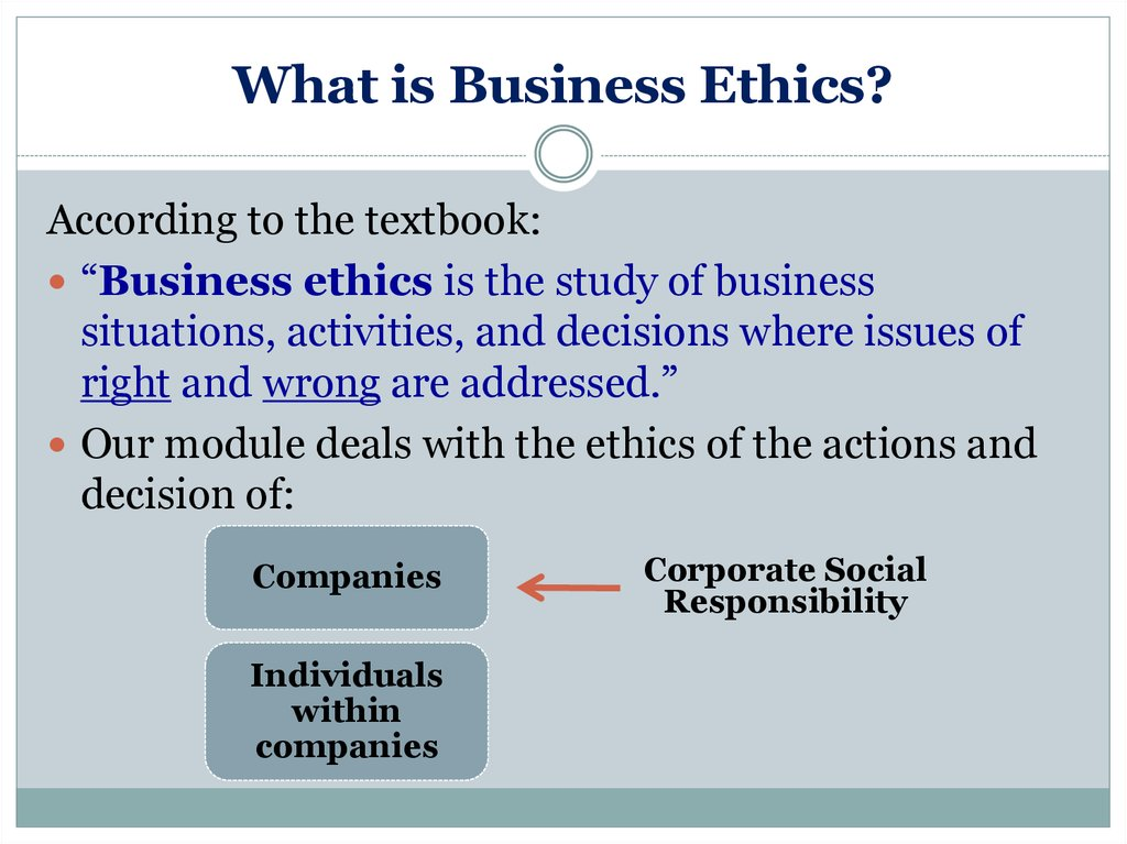 what is business ethics essay According to wikipedia, business ethics (also known as corporate ethics) is defined as a form of applied ethics or professional ethics that examines ethical principles and moral or ethical problems that arise in a business environment.