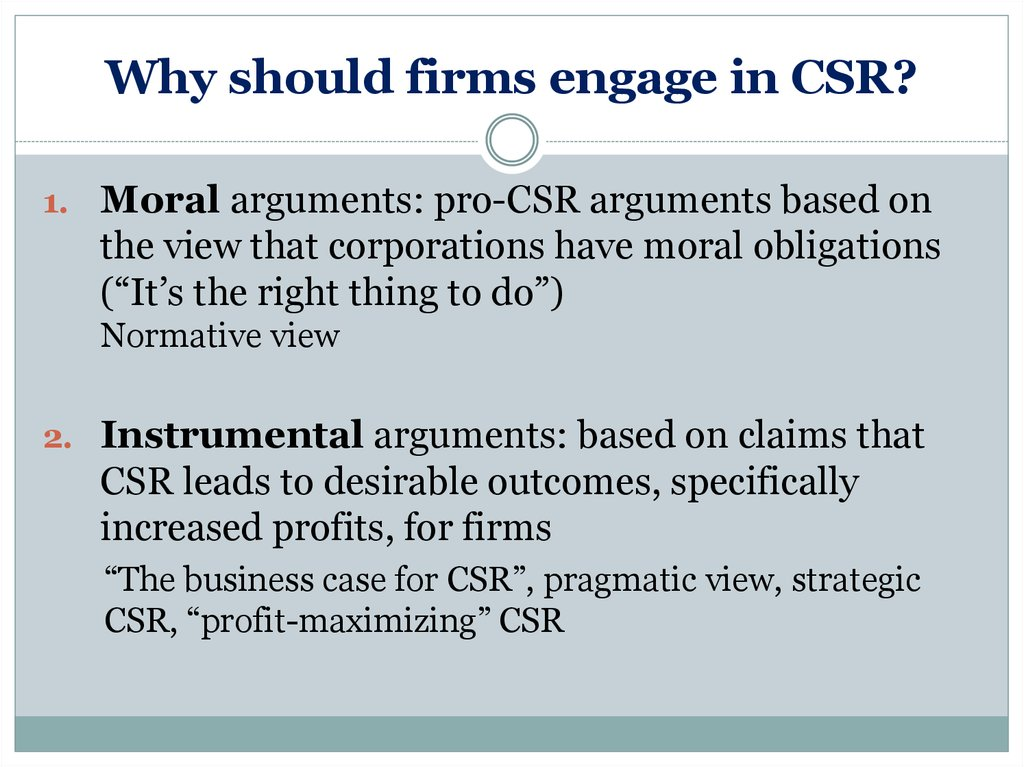 profit maximisation v s csr This video goes over the basics of profit maximization for a perfectly competitive firm, more information is available at .