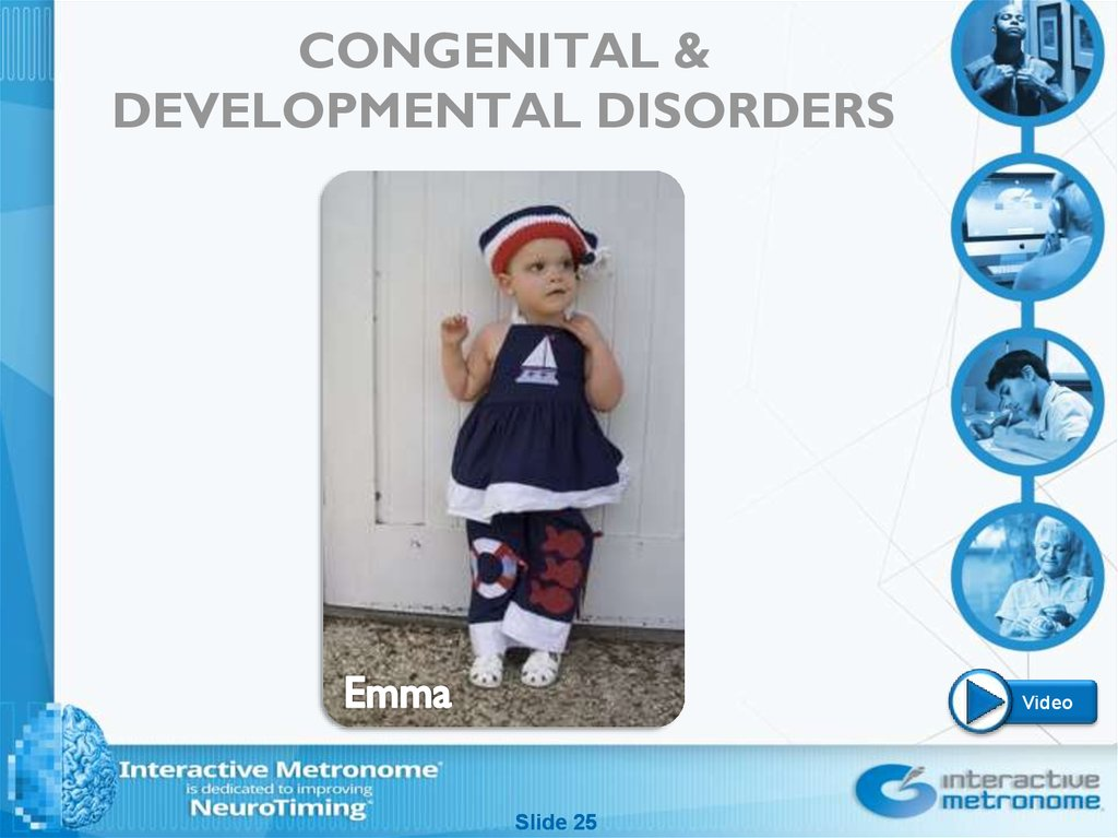 CONGENITAL & DEVELOPMENTAL DISORDERS