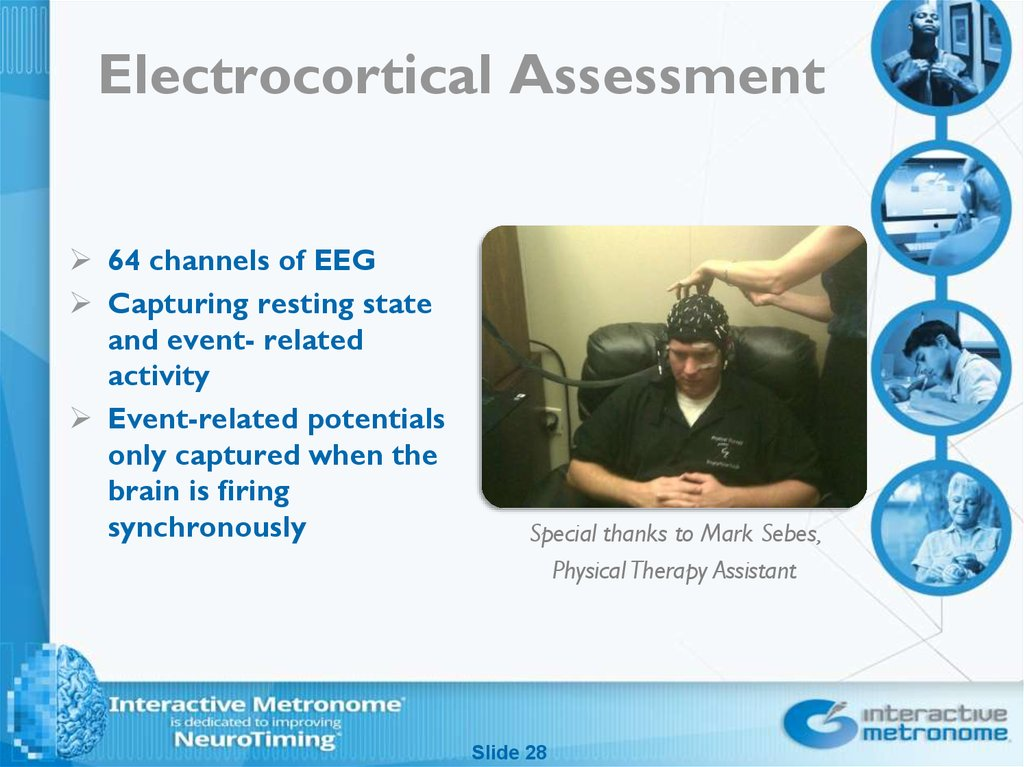 Electrocortical Assessment