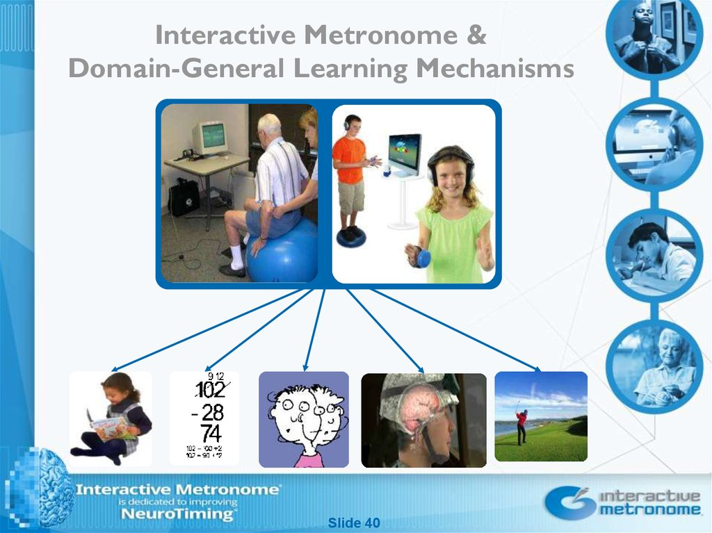 Interactive Metronome & Domain-General Learning Mechanisms