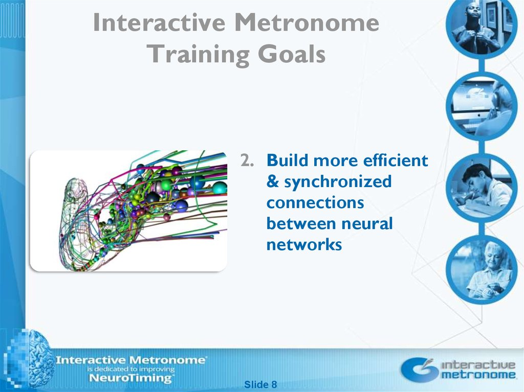 Interactive Metronome Training Goals