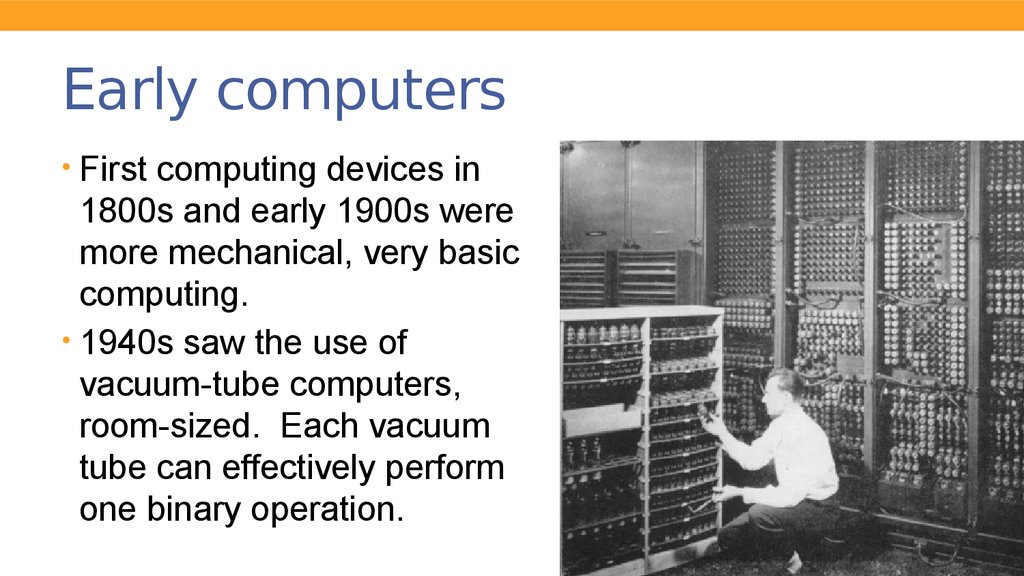 a look at early computational devices Posts about computational engineering physicians wearing an ar device can look at both a patient and the he created early guis and was even a.