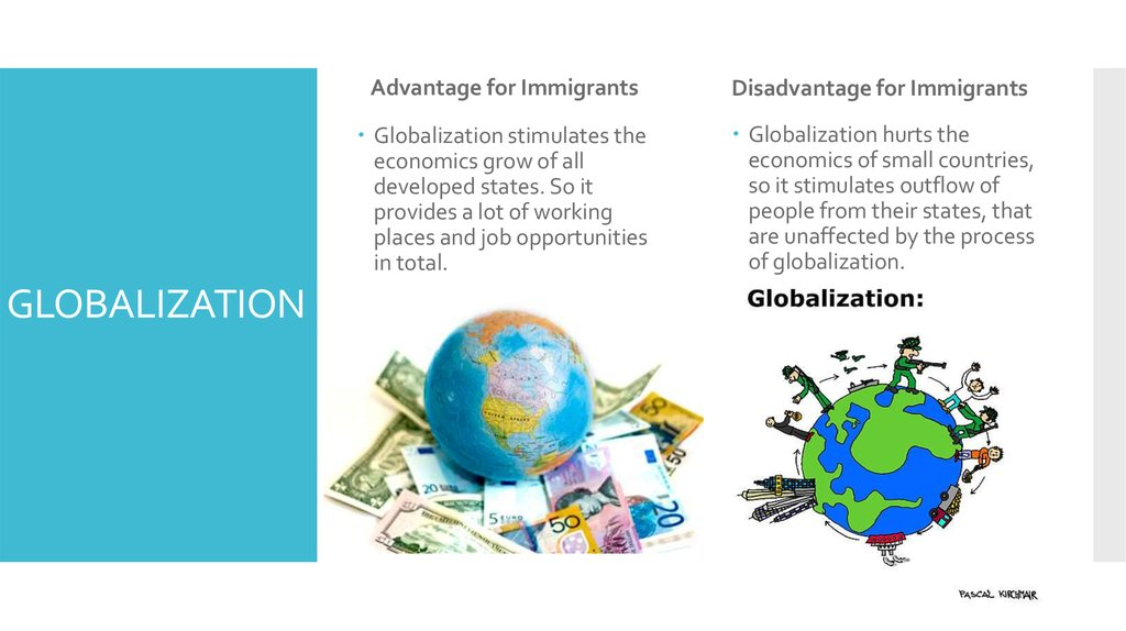 globalization and immigration