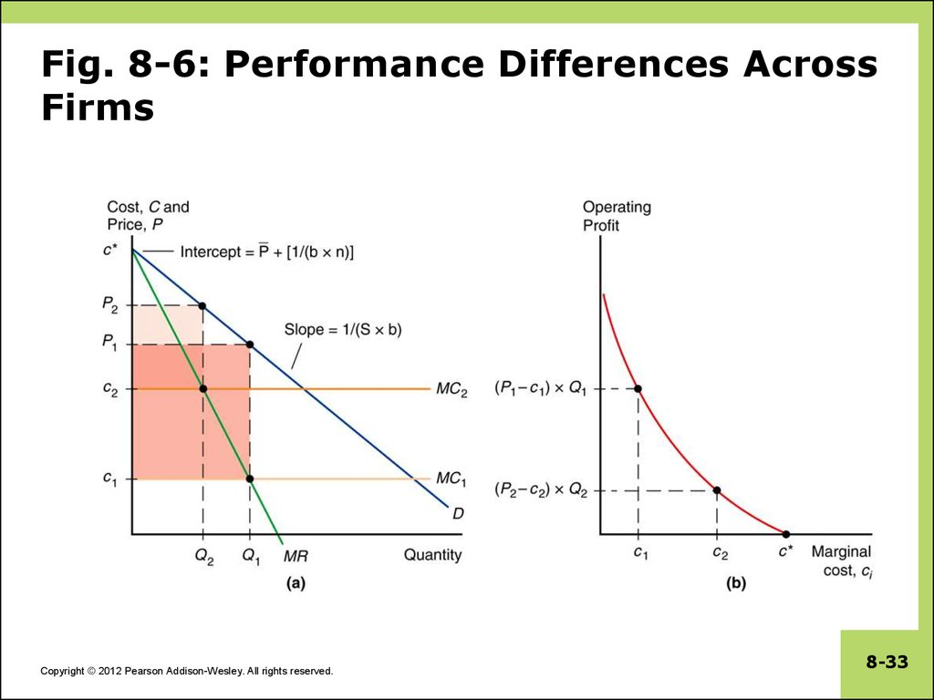 Fig. 8-6: Performance Differences Across Firms