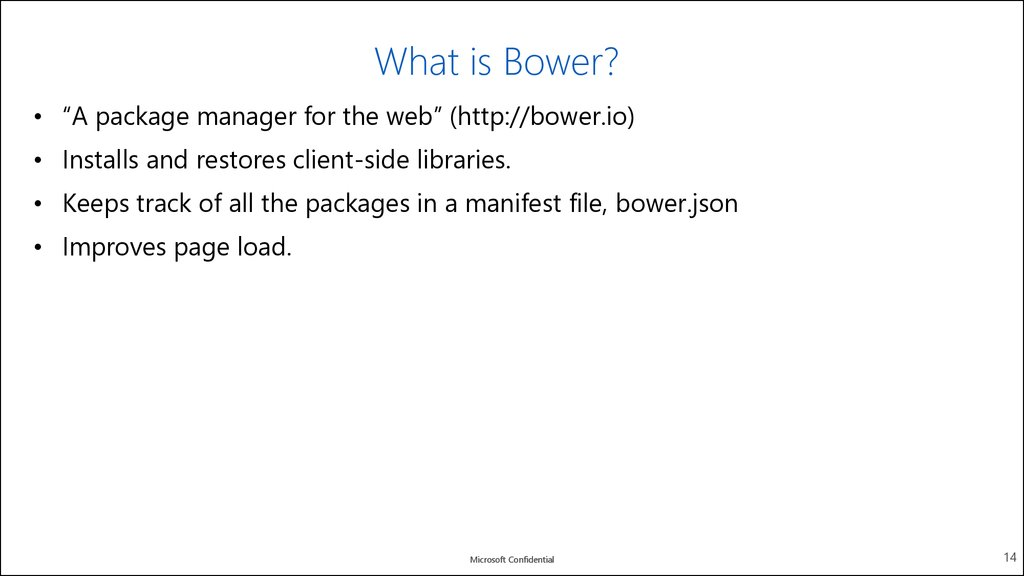 Why using Gulp (or Grunt) and Bower?