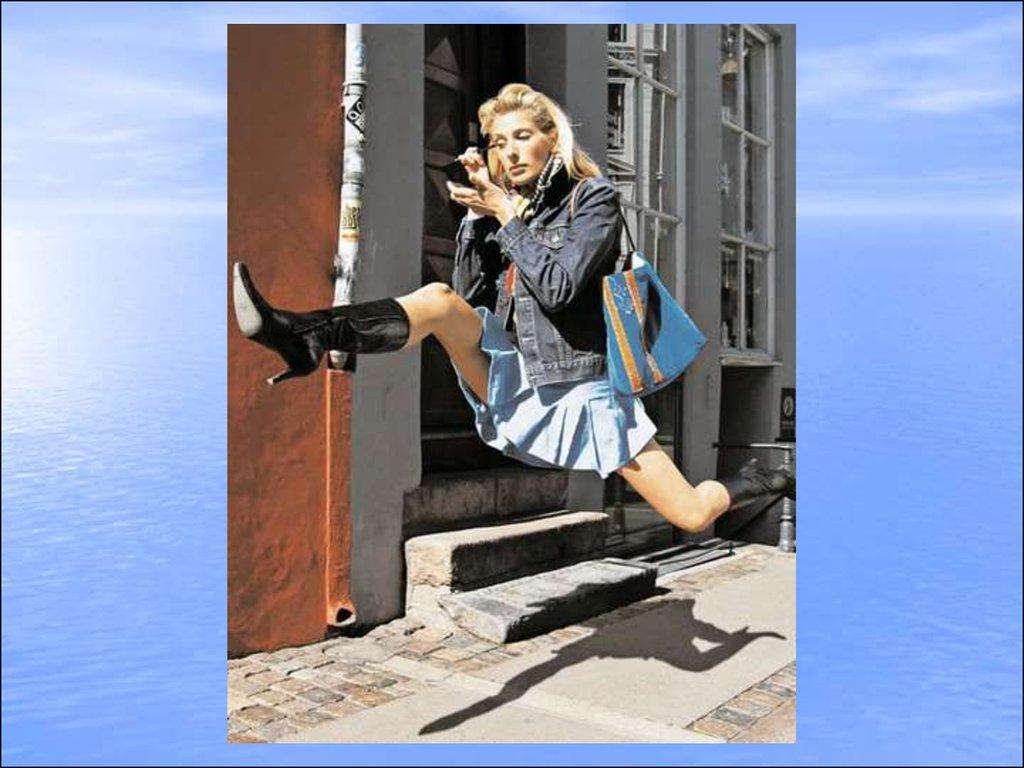 Картинка девушка бежит на работу модельные агентства москвы рейтинг