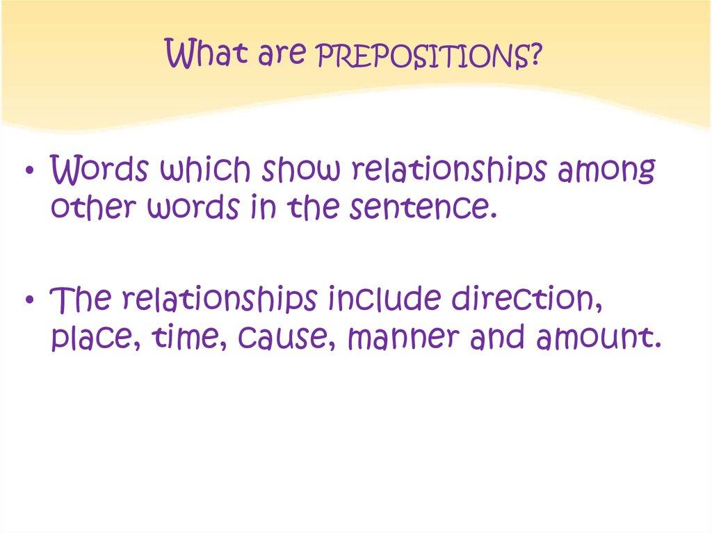 Preposition power презентация онлайн