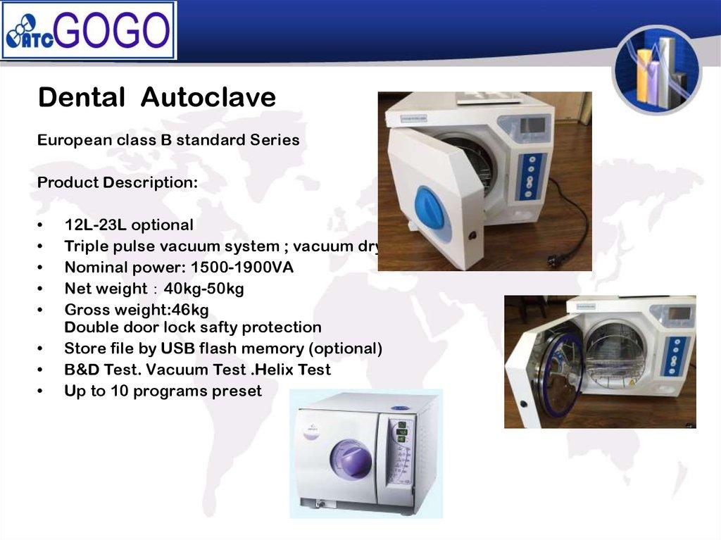 Medical Products Online Presentation