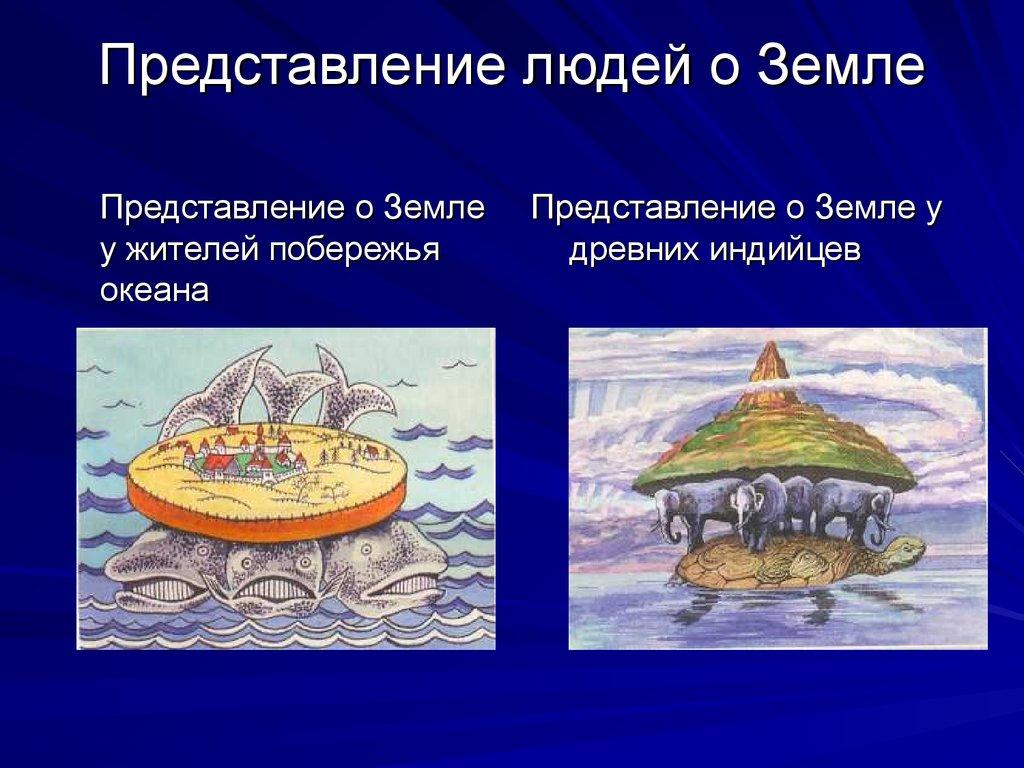 Картинки представление земли