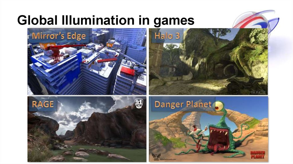 Global Illumination in games