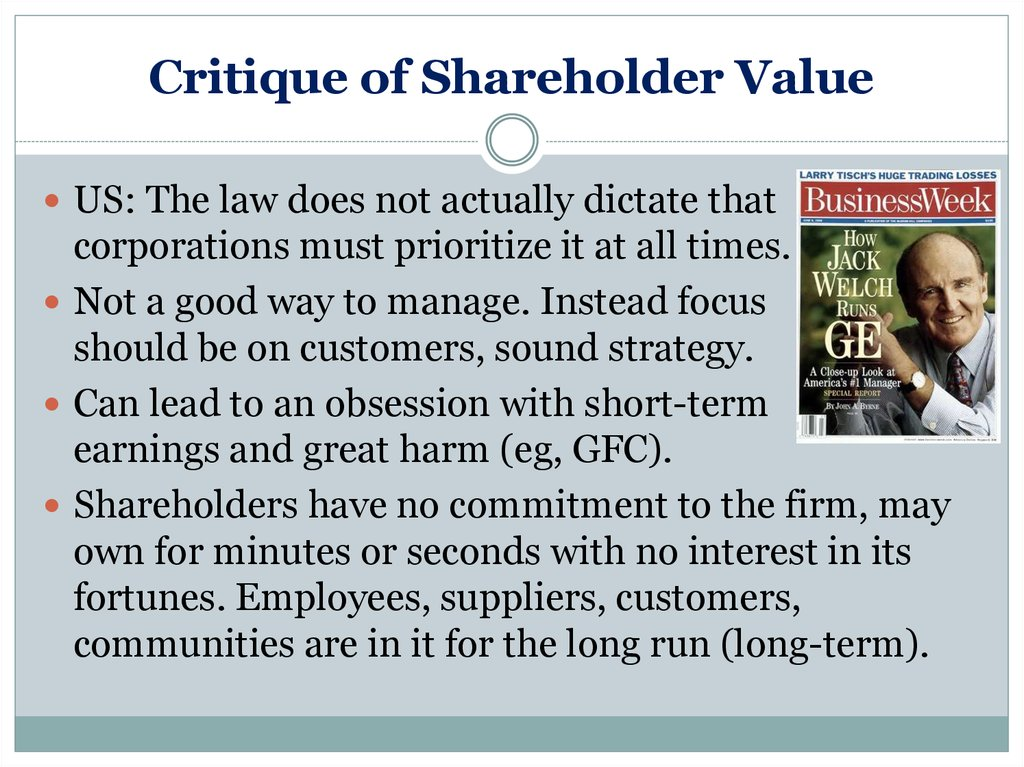 heijmans en shareholder value How do companies or startups calculate shareholder's percent and the value of it what is the #1 thing companies do that destroys shareholder value en.