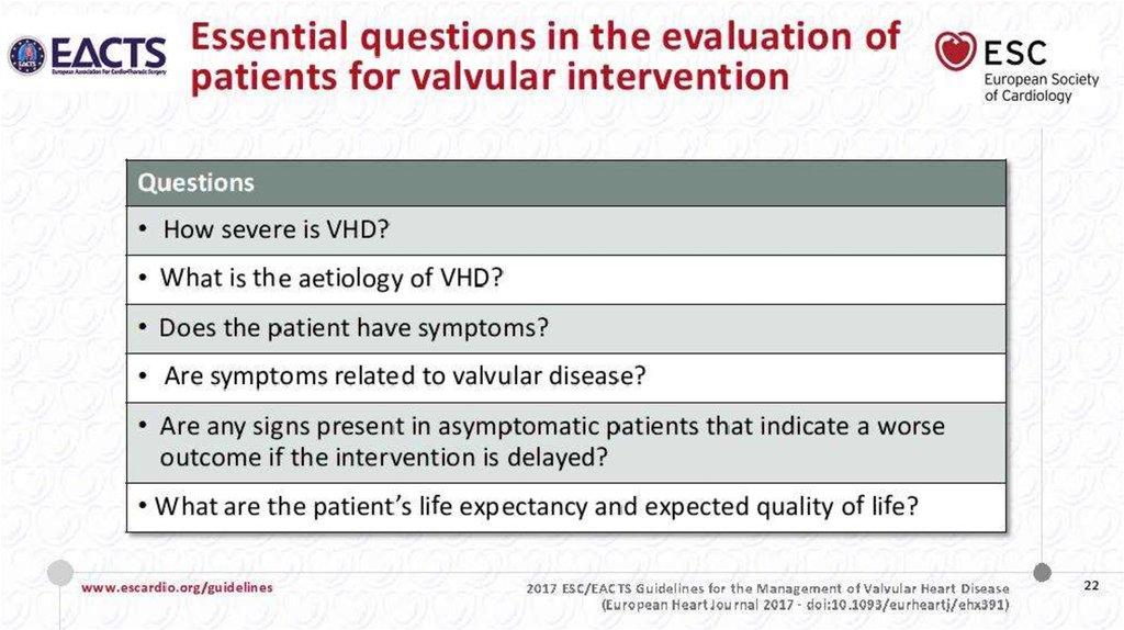 valvular heart disease guidelines 2017 pdf