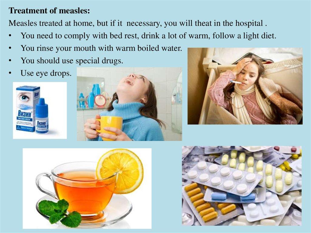 Measles Symptoms Treatment Prevention Online Presentation