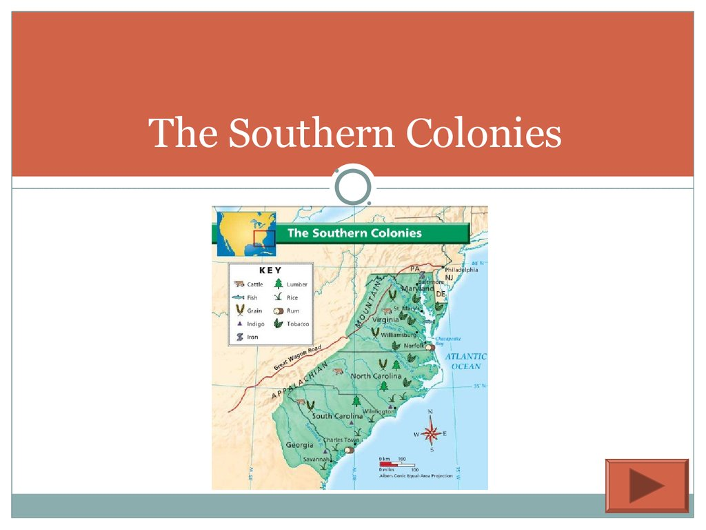 demographics of the northern and southern colonies Historians who study the british colonies in north america tend to focus on the differences between northern colonies such as those of new england and southern and/or chesapeake colonies like virginia.