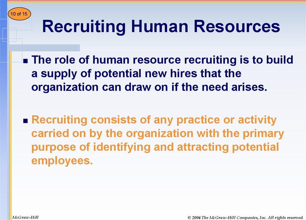 HR Recruiter Job Description: Salary, Skills, & More
