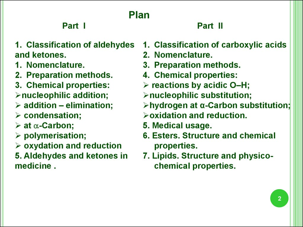 Acetic aldehyde: properties, preparation, use 14
