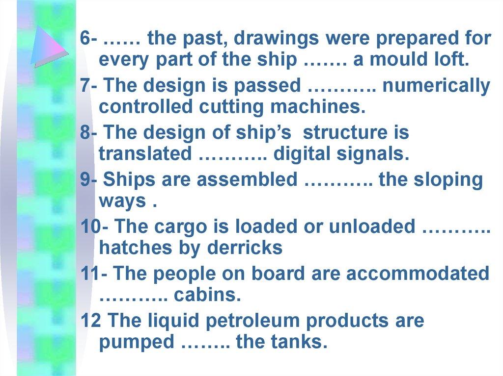 Ship size - презентация онлайн