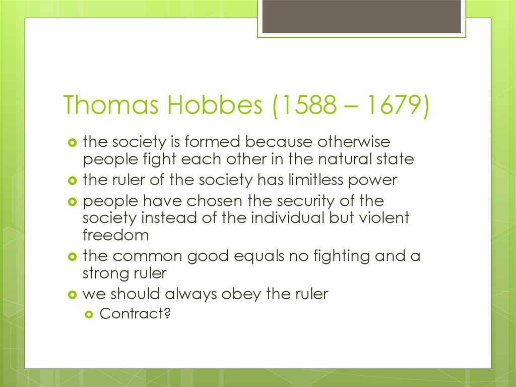 v for vendetta and political philosophy a critique of thomas hobbes Posts about v for vendetta written by brenski can human beings exist without organised social rules if we were to follow the thought of liberalist philosopher thomas hobbes than we would.