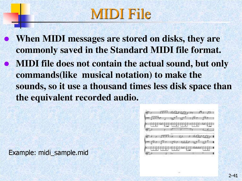 Basic of Digital Audio - презентация онлайн
