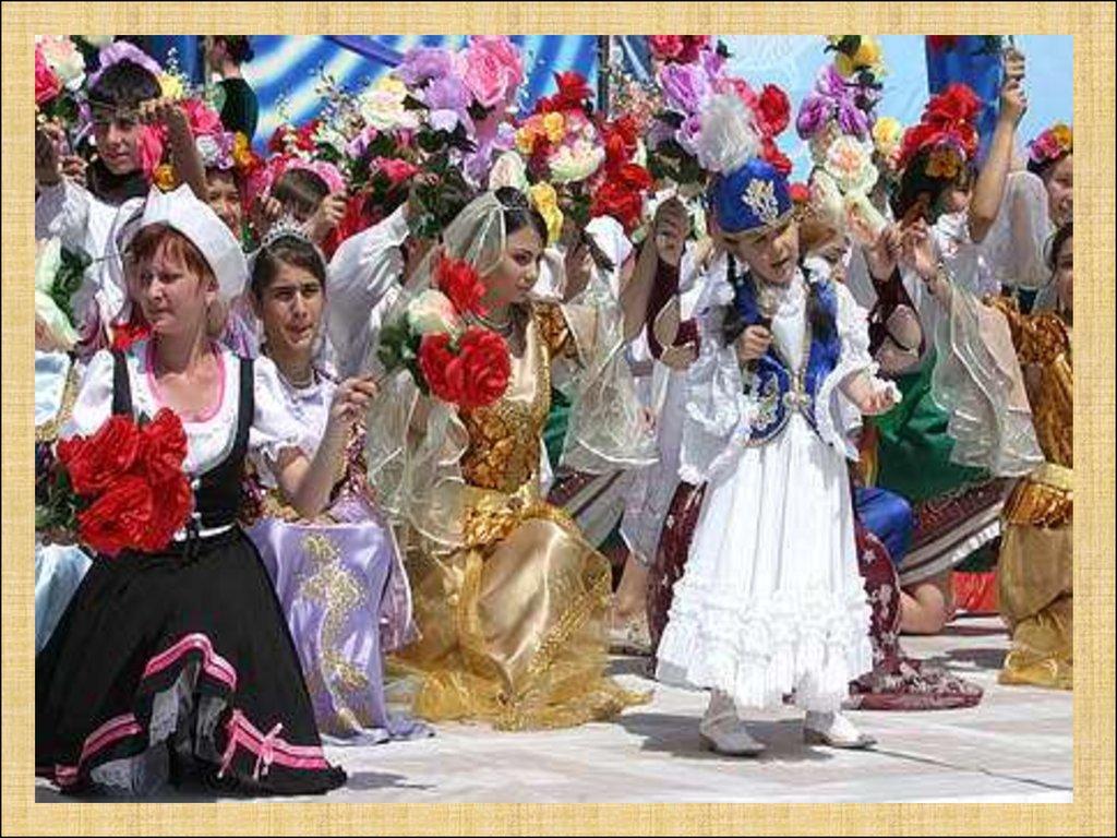День Независимости Казахстана