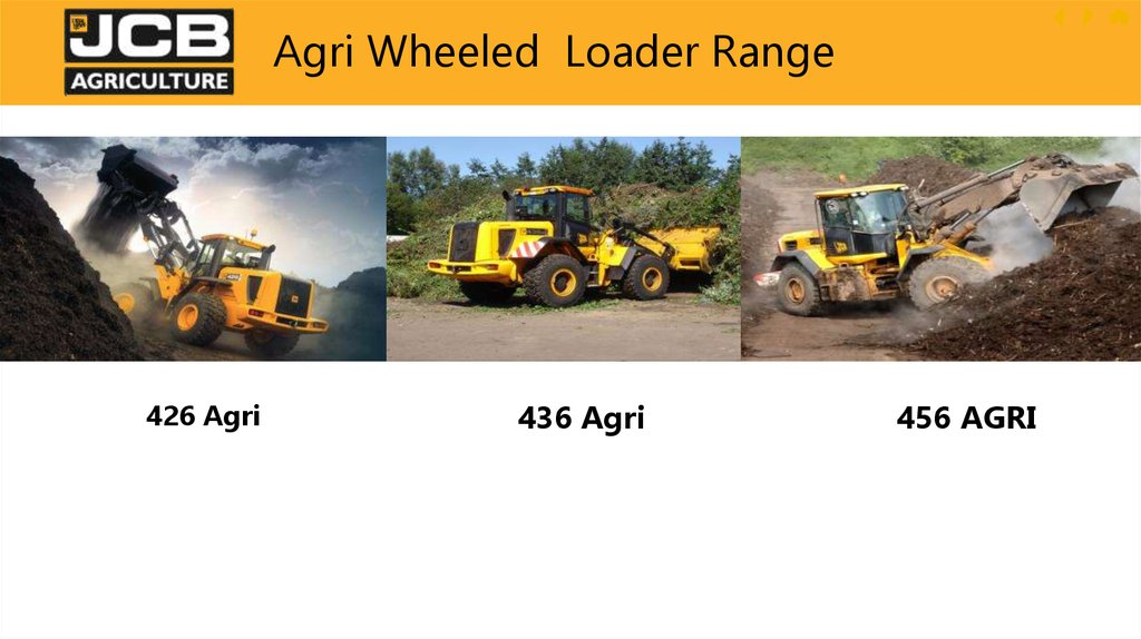 Why Agri Wheeled Loaders