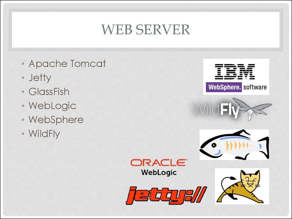 Web programming  JSP - online presentation