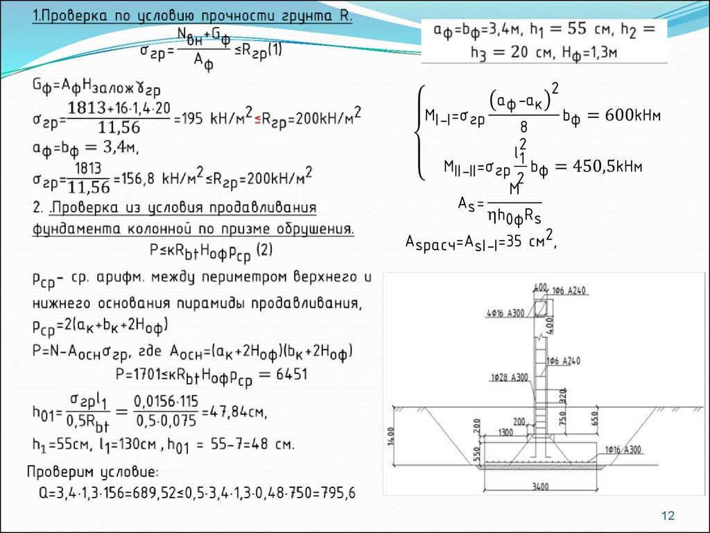 Рамка для чертежа формата А1  Все для МГСУ  Учебный
